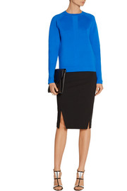 Reed Krakoff Cashmere, wool and silk-blend sweater