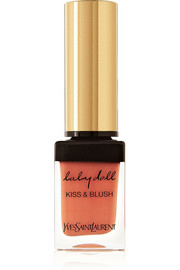 Yves Saint Laurent Beauty Baby Doll Kiss & Blush - 04 Orange Fougueux