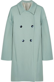 Giuliana wool coat