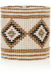 Saint Laurent Beaded bracelet