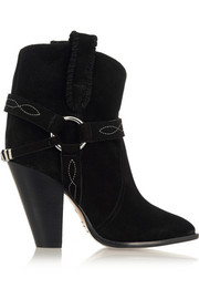 Isabel Marant Rawson suede ankle boots