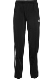 Firebird satin-jersey track pants