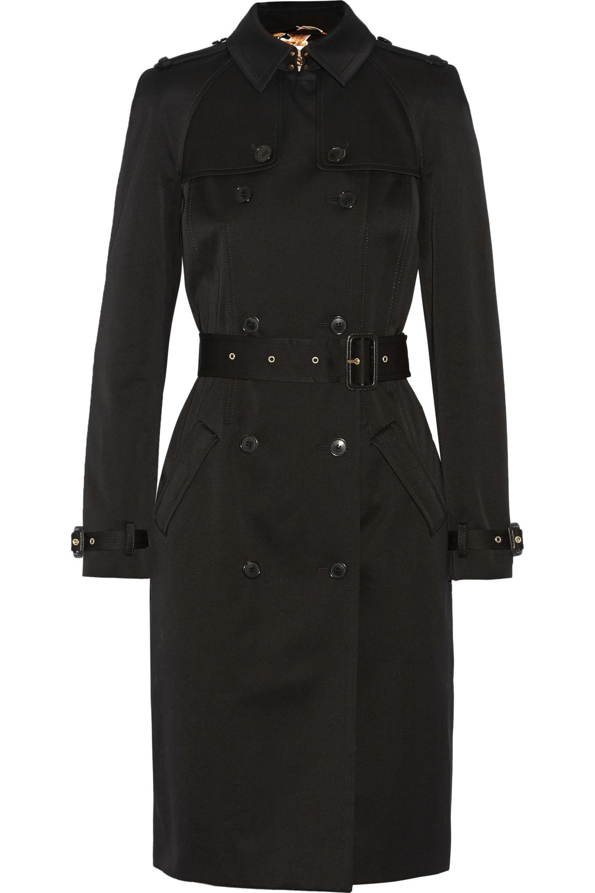 Givenchy Trench coat in cotton-twill