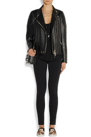 Givenchy Biker jacket in black leather