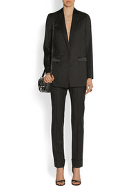 Givenchy Tuxedo jacket in wool-twill