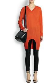 Givenchy Cutout cashmere, wool and silk-blend sweater