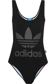 adidas Originals + Rita Ora O-Ray printed stretch bodysuit