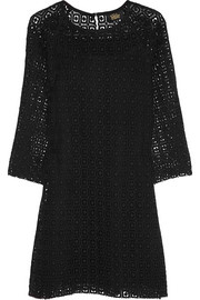 + Vanessa Seward Joan crocheted cotton mini dress