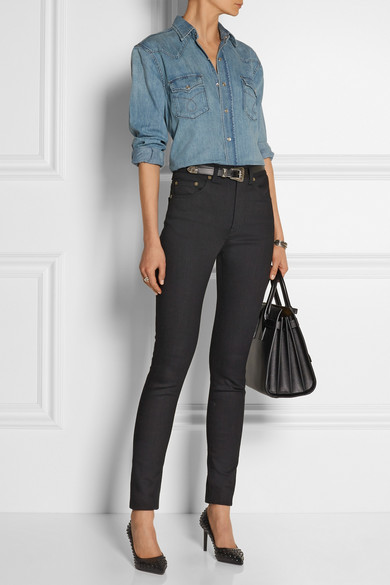 534547d5afa SAINT LAURENT   Sac De Jour small leather tote   NET-A-PORTER.COM