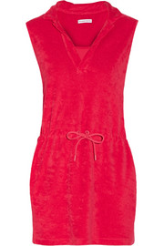Sanremo cotton-terry dress