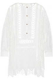 Riot broderie anglaise tunic