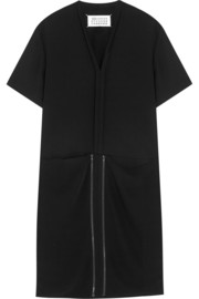 Maison Margiela Stretch-cady dress
