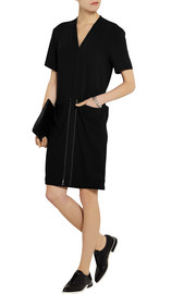 Maison Martin Margiela Stretch-cady dress