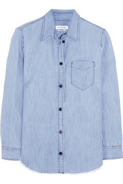 Sade chambray shirt
