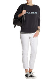 Étoile Isabel Marant East printed cotton-jersey sweatshirt