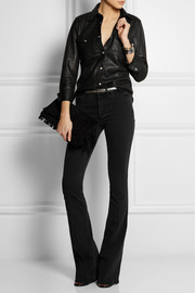 Étoile Isabel Marant Brent leather shirt