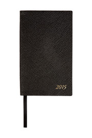 Panama 2015 textured-leather diary
