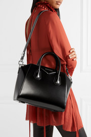Givenchy Small Antigona bag in black leather