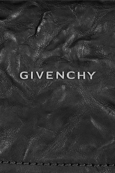 Givenchy Mini Pandora Tasche aus vorgewaschenem Leder Billig Verkaufen Mode-Stil Niedrigen Preis Versandkosten Für Günstigen Preis Billig Besten Freies Verschiffen Wählen Eine Beste kcENF