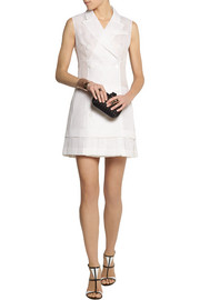 Antonio Berardi Silk-organza mini dress