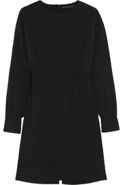 Agnona Silk-crepe mini dress