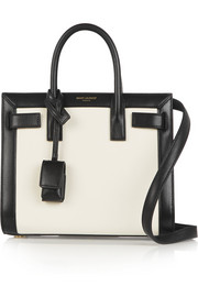 Saint Laurent Sac De Jour Nano leather shoulder bag