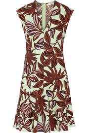 Etro Printed cotton-poplin dress