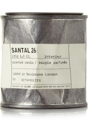 Santal 26 scented candle