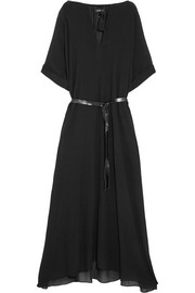 Isabel Marant Rosa georgette maxi dress