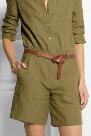Isabel Marant Kirt leather belt