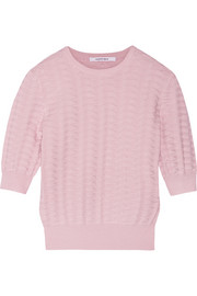 Carven Jacquard-knit sweater