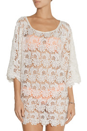 Melissa Odabash Stephanie cotton-lace coverup