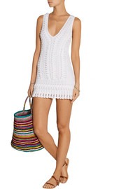 Alexis crocheted dress