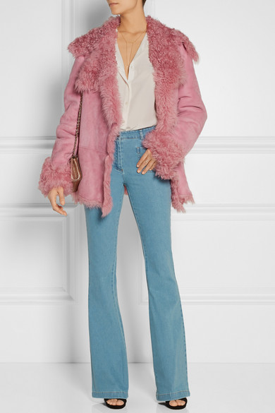 Michael Kors Collection | Shearling coat | NET-A-PORTER.COM