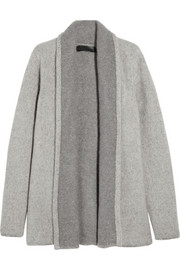 The Elder Statesman Oversized cashmere cardigan