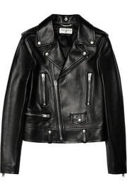 Saint Laurent Leather biker jacket