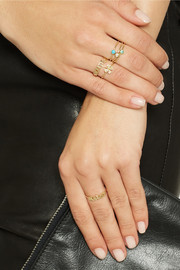 Jennifer Meyer Sister 18-karat gold ring