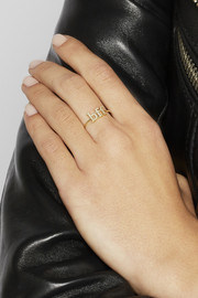 Jennifer Meyer BFF 18-karat gold diamond ring