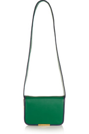 See by Chloé Aster textured-leather shoulder bag
