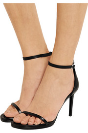 Jane leather sandals
