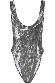 Marissa printed swimsuit