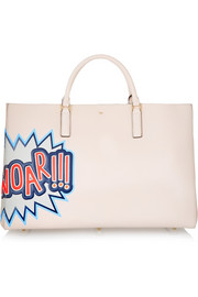 Anya Hindmarch Ebury Maxi textured-leather tote