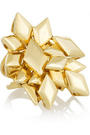 Ana Khouri Libertines 18-karat gold ring