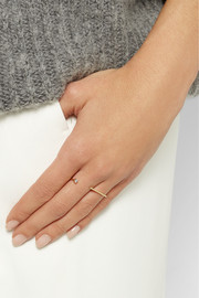Ana Khouri 18-karat gold diamond ring