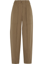 Christophe Lemaire Cotton tapered pants