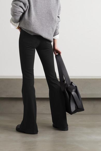 FRAME Le High Flare hochsitzende Jeans