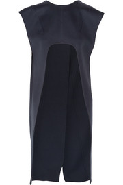 Esteban Cortazar Wool and cashmere-blend vest