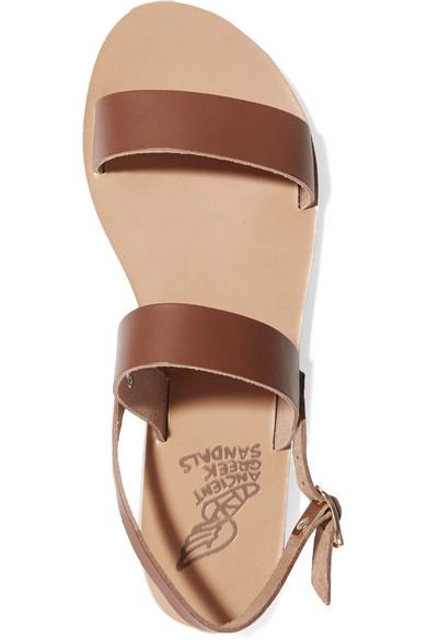 Ancient Greek Sandals Sandals Greek | Clio Ledersandalen 4d73cf
