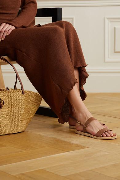 Ancient Greek Sandals | Clio leather sandals | NET-A-PORTER.COM