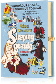 Olympia Le-Tan + Disney© Sleeping Beauty embroidered clutch